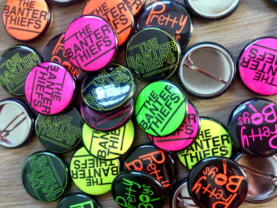 Custom Neon Badges