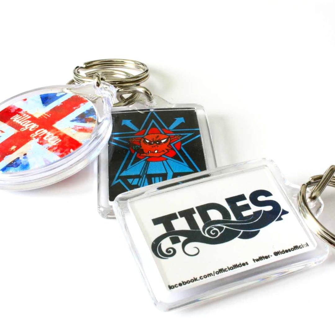 Custom Keyrings UK
