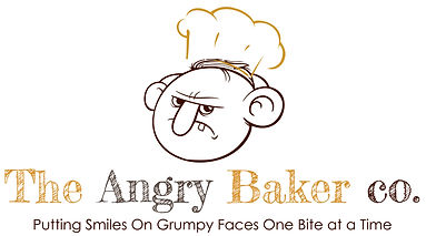 The Angry Baker Co. Logo