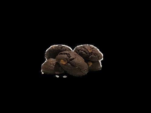 Chocolate Peanut Butter Box O' Dots