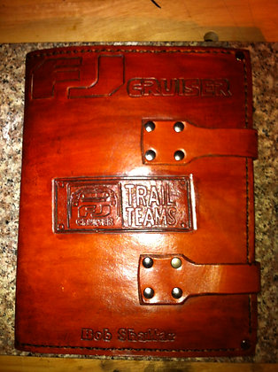 """""""FJ"""" Folio style iPad Case"""