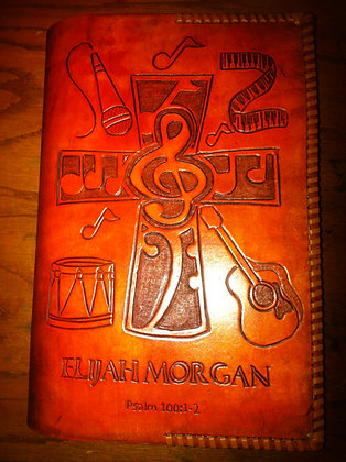 """Let There Be Music"" BIble Cover"
