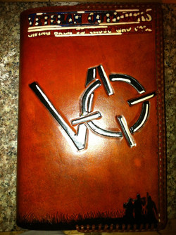 VO Bible Cover from Fantasia Custom