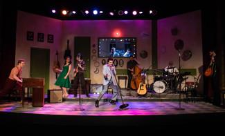 """Million Dollar Quartet"" Playhouse Stage Company"