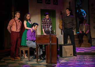 """Peace in the Valley """"Million Dollar Quartet"""" Playhouse Stage Company"""