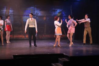 """42nd Street"" Post Playhouse"