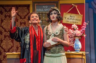 "Ethel Peas ""Thoroughly Modern Millie"" Tulane Summer Lyric Theatre"