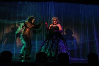 "Flotsam and Jetsam ""The Little Mermaid"" Post Playhouse"