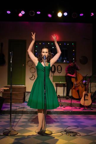 "Dyanne ""Million Dollar Quartet"" Playhouse Stage Company"