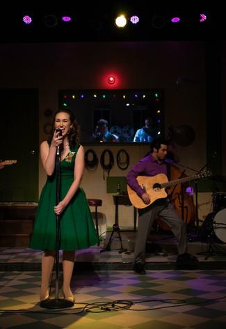 "Dyanne ""Million Dollar Quartet"" at Playhouse Stage Company"