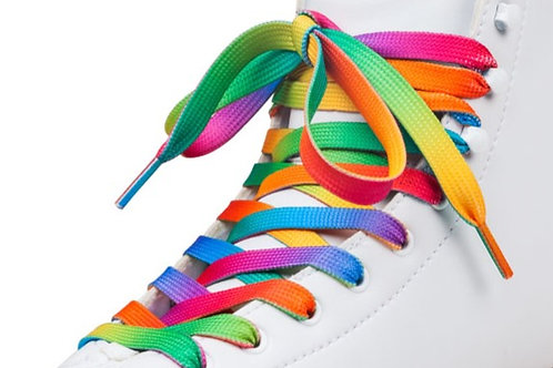 ROOKIE LACE - MULTI-COLOURED