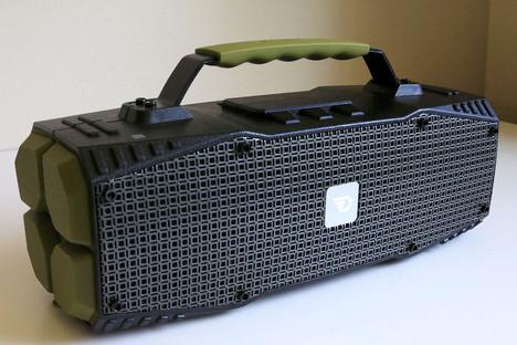 REVIEW: The Dreamwave Survivor Bluetooth Speaker and Car Jump Starter | DIGITAL TRENDS