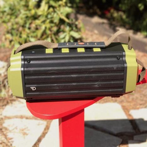 DreamWave TREMOR Review: Big, Loud, Tough Bluetooth Speaker | FORBES
