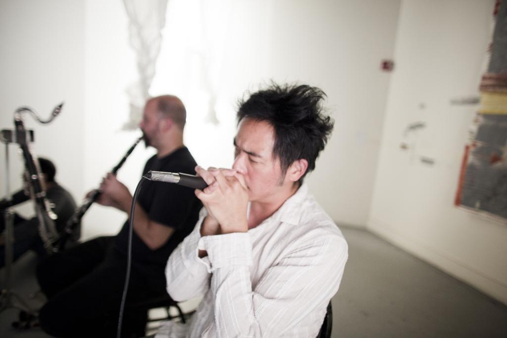 Ken Ueno, Matt Inglles