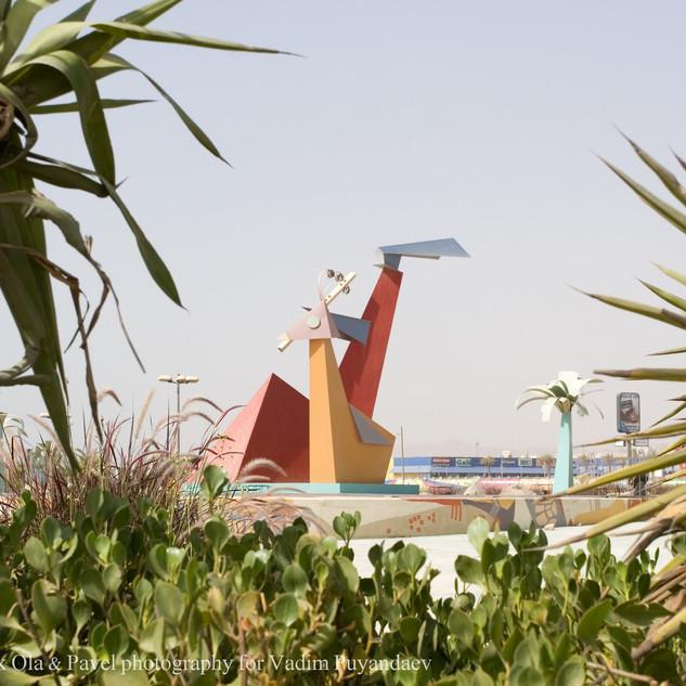 Roundabout (Sculpture/Installalation)