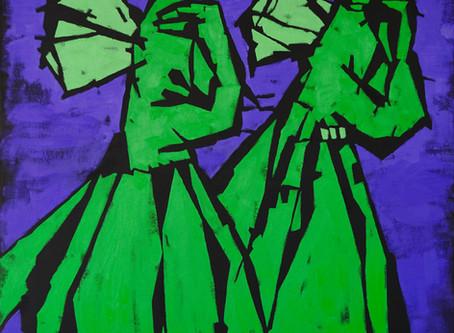 Les Sylphides painting