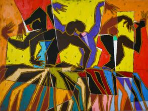 Ballet Dancers # 7