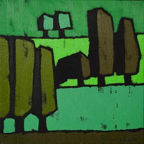 Landscape # 9 SOLD
