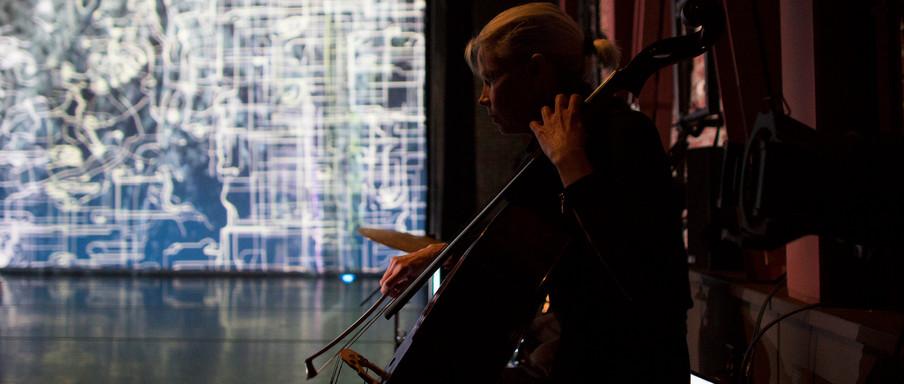Joan Jeanrenaud  photo by Aleksey Bochkovsky