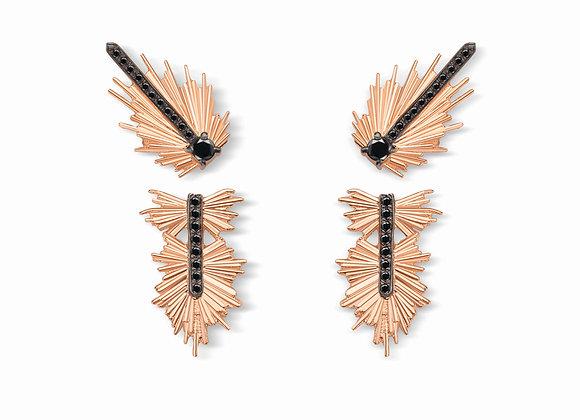 E1ER Evolution earrings