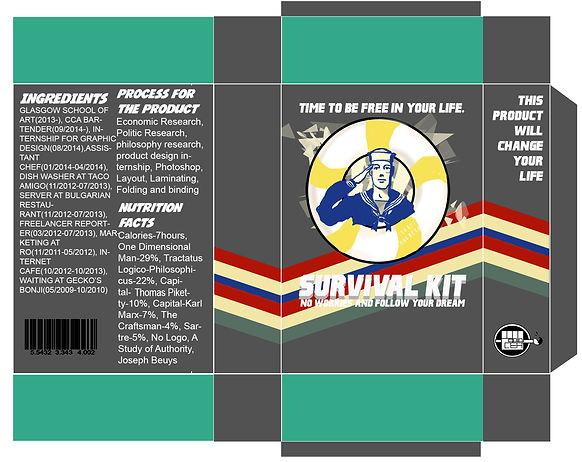 Survival Kit l Lea Josephine Tetrick