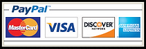 PayPal credit cards icon