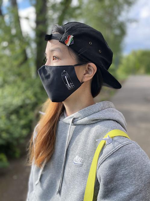 MILK+T mask