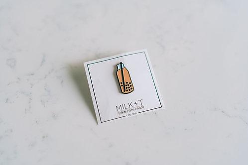Classic Milk Tea Pin