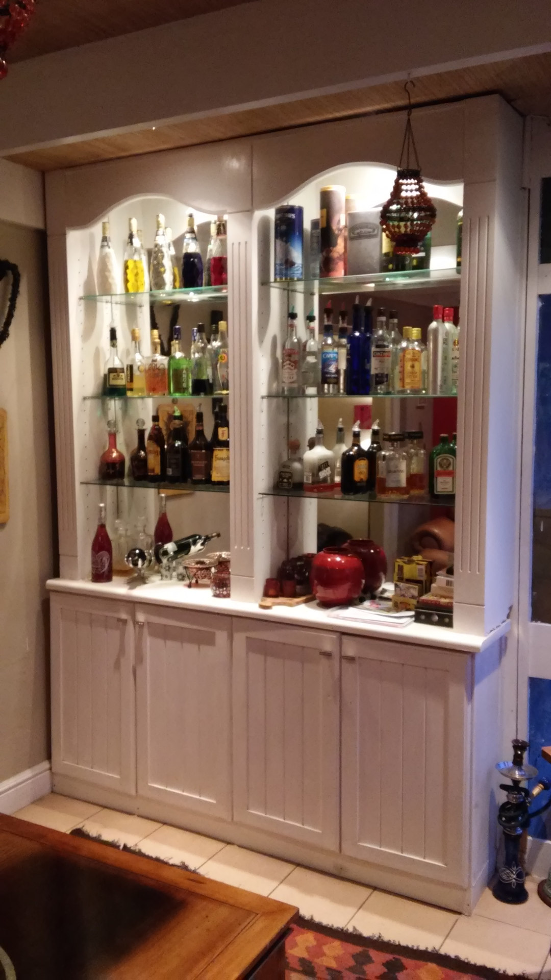 HOUSE MULLER DISPLAY UNIT