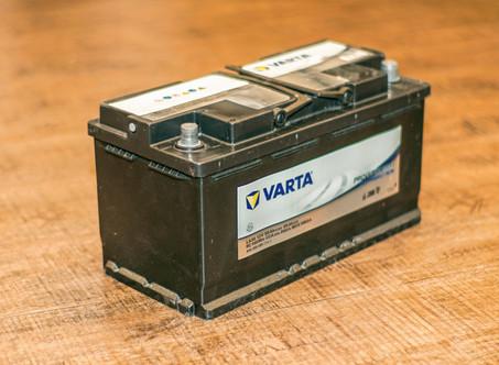 Welche Batterie ist die richtige für mein/en Wohnmobil/Campervan/Wohnwagen?