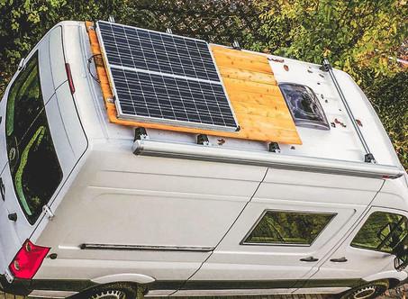 Benötigt mein Camper/Caravan eine Solaranlage?
