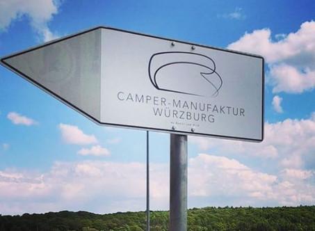 Wir feiern unsere Wohnmobil-Wohnwagen-Camper-Van-Werkstatt-Eröffnung in Kist - Würzburg A3, A81 :-)