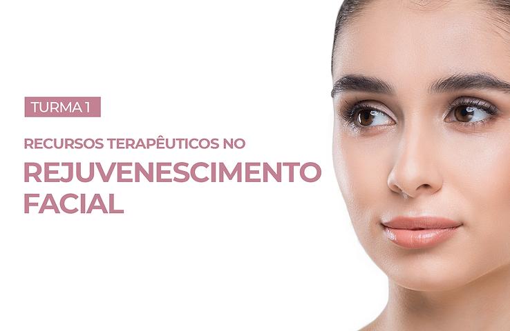 Curso Presencial sobre Recursos Terapêuticos no Rejuvenescimento Facial - Instituto GPI