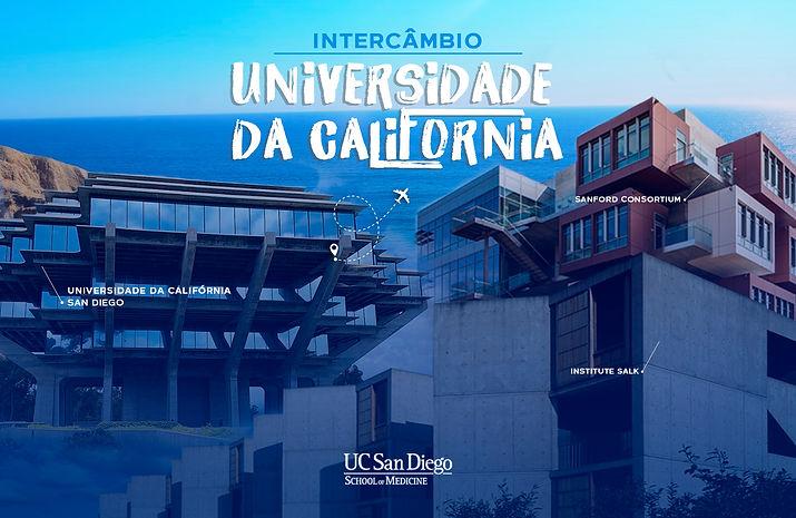 Intercâmbio do Instituto GPI na Universidade da Califórnia