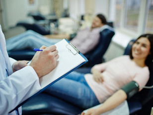 Exames Pré-Transfusionais
