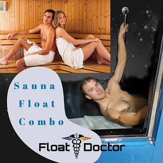 Sauna Float Combo