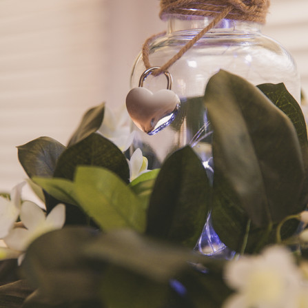 Polly's Pop Ups - Centrepieces and Arbor
