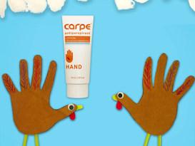 Carpe: Thanksgiving post