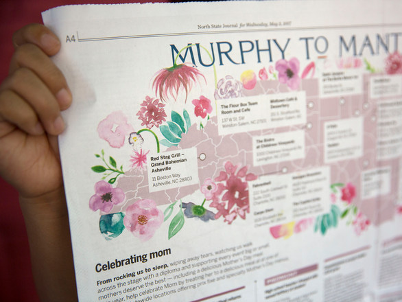 Murphy to Manteo: Mother's Day