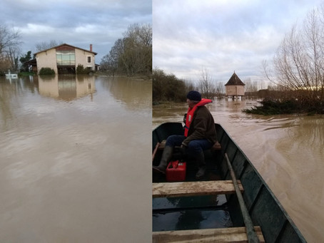 Inondations 2021 : la loi des séries