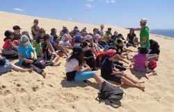 Animation Dune du Pilat