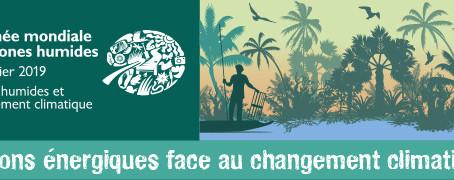Samedi 02 février 2019 : Journée Mondiale des Zones Humides