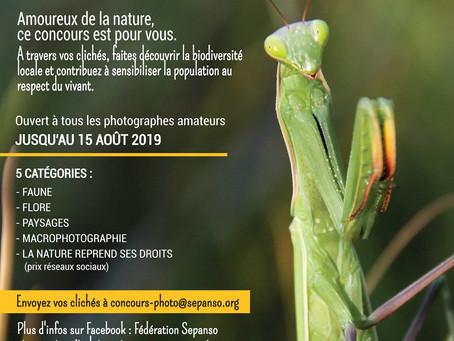 Concours Photo : La biodiversité en Aquitaine