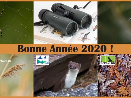 SEPANLOG - Sorties Nature 2020