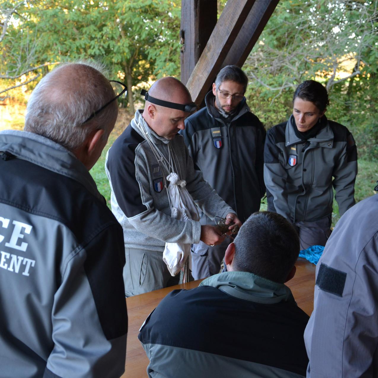 Formation Inspecteurs ONCFS
