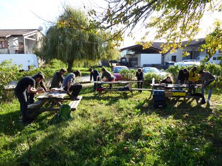 Formation ATTIRER LA FAUNE CHEZ SOI : une journée au Conservatoire Végétal