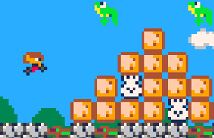 Alex Kidd Pico game screenshot