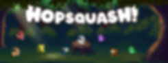 HopSquash! Game banner artwork