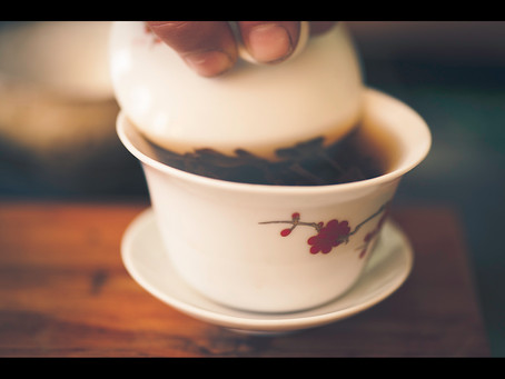 Reflections in the Cup - Philosophy of Life as Learned Through Tea