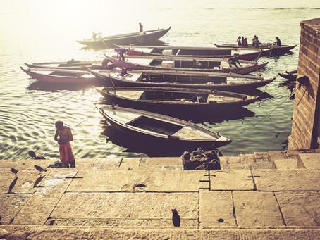 Ashes & Marigolds - A Varanasi Portrait
